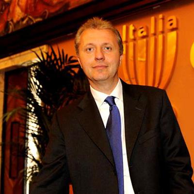 Saluti da Massimo Achini presidente del CSI Milano