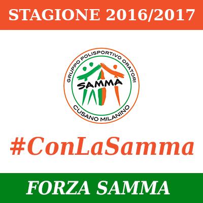 #ConLaSamma un hashtag per tifare