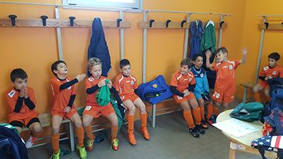 Calcio Under9 Samma -San Carlo Nova 5 a 1. Un debutto a 5 STELLE