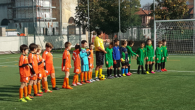 Calcio Under 9  La Speranza – Samma Asd. Seconda vittoria di fila…