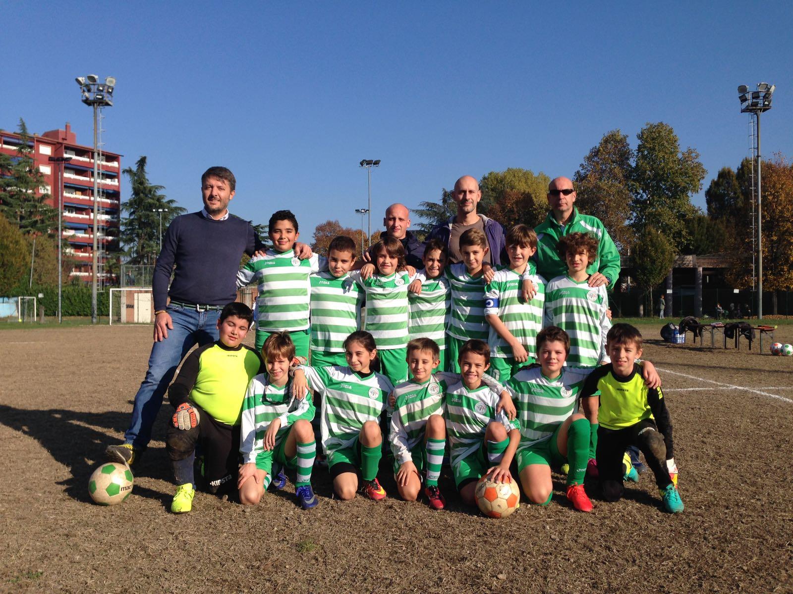 Calcio Under 11 Samma – Virtus Bovisio 3 a 4 ai rigori
