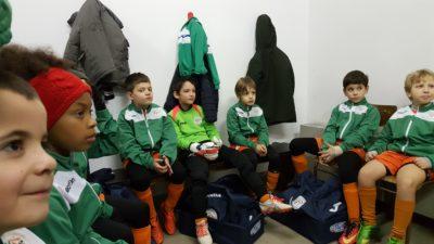 Calcio Under9 SAMMA-OSGB 1-13