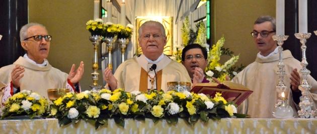 Giovedì 10 novembre 2016 ore 21.00 – Visita del Cardinale Scola nella chiesa San Martino a Cusano Milanino