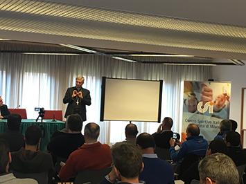 """1° MeetUp """"Sport e Oratorio"""": un centinaio i partecipanti al convegno – La Samma c'era"""