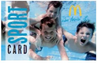 Convenzione Sconto 10% McDonald's – Squadre 2018