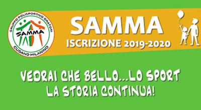Iscrizione stagione 2019 – 2020